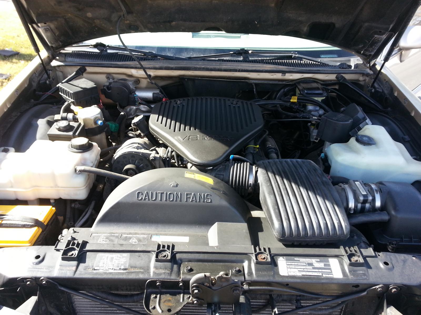 94 Cadillac Fleetwood Brougham SALE/TRADE