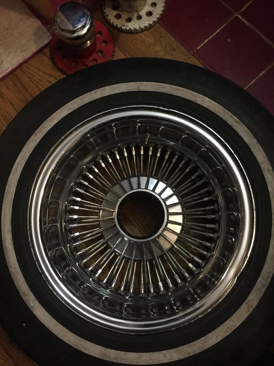 How to tell you have real Daytons?   LayItLow.com Lowrider ... Og Wire Wheels Code on