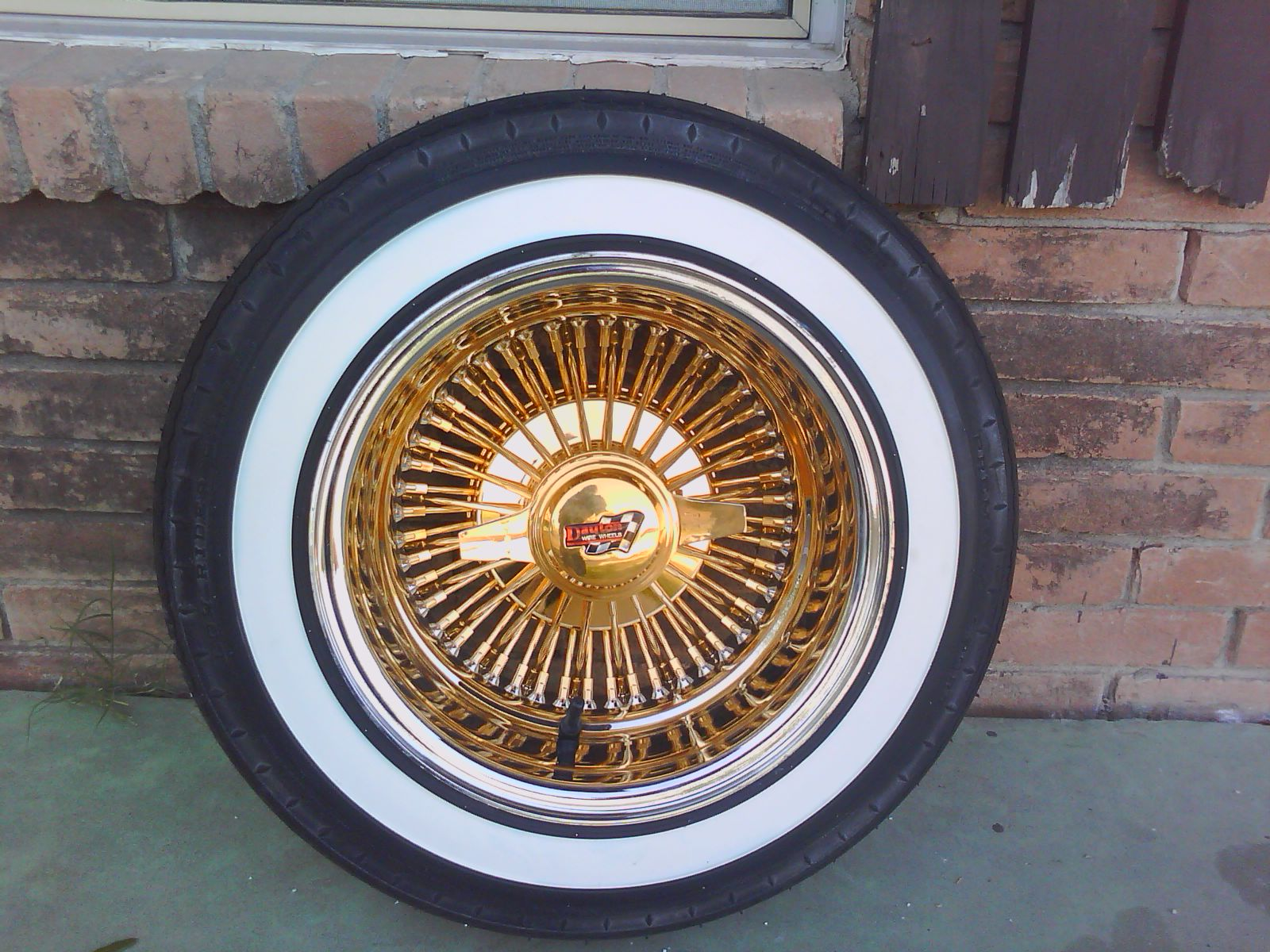 Soooo I Called Dayton Wire Wheels Today And Guess What Layitlow Com Lowrider Forums