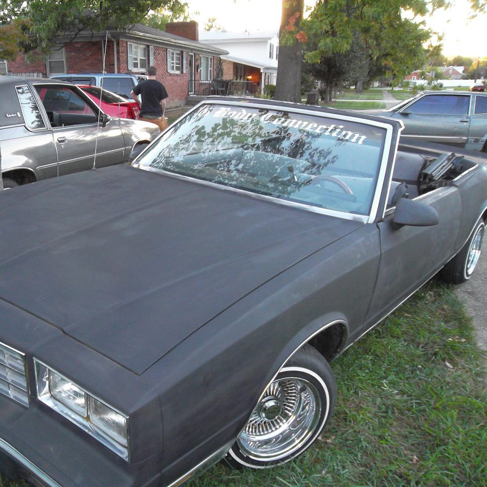 G-BODY CONVERTIBLE! | Page 20 | LayItLow com Lowrider Forums
