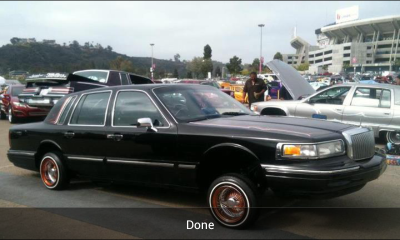 91 Towncar 97 Clip Blogs Layitlow Com Lowrider Forums
