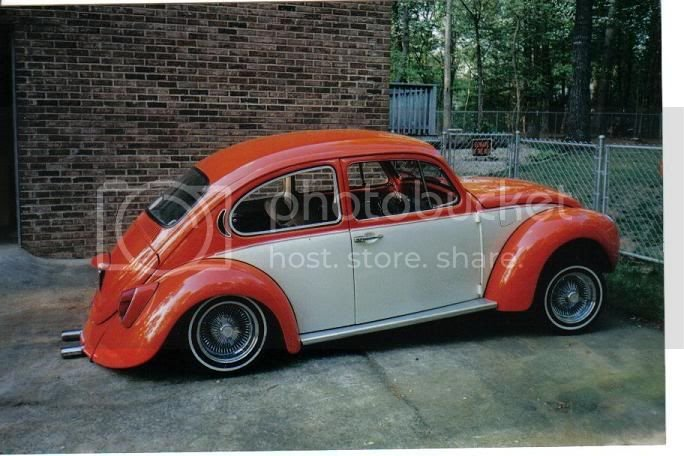 I need wire wheels for my Volkswagen 'BUG' | LayItLow com